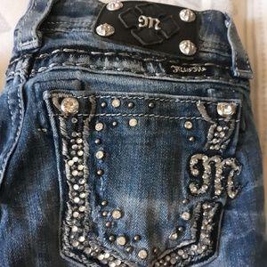 Miss Me Bootcut Jean